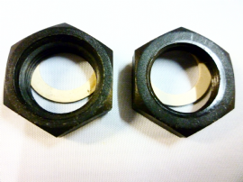 Comet threaded nut & washer
